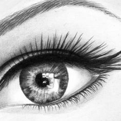 ▷ ideas and inspirations on how to draw eye – Bavece Pencil Sketches Landscape, Toilet Plan, Halloween Drawings, Tin Can Crafts, Book Folding, Easy Home Decor, Photos, Pictures, Art Inspo