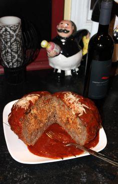 That's SO Jenn's Giant Spaghetti Stuffed Meatball! *As Seen on The Rachael Ray Show, Buzzfeed & Food and Wine* www.thatssojenn.com