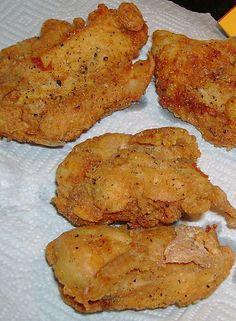 Worlds Best Fried Chicken Recipe