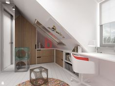 Pokój córki - Pokój dziecka - Styl Nowoczesny - GSG STUDIO | interiors & design