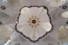 Baroque dome at the Pilgrimage Church of Saint John of Nepomuk in Zelena Hora Sedlec Ossuary, Baroque Sculpture, Old Town Square, Baroque Architecture, Romanesque, Western Art, Kirchen, Pilgrimage, World Heritage Sites