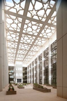 The design of the Academic Colleges at Princess Nora Bint Abdulrahman Universityuses innovation as a means of giving back to and transforming society. This translates into a vision of community, sustainability and innovative learning environments in...