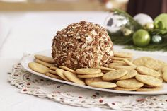Easy Cheese Ball Appetizer Recipes & Tips - Kraft Recipes Kraft Foods, Kraft Recipes, Cheese Appetizers, Appetizer Dips, Appetizer Recipes, Dip Recipes, Cheese Snacks, Retro Recipes, Party Appetizers