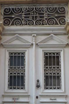 OLD Nicosia door detail