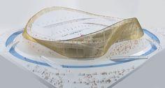 Redskin Stadium by BIG