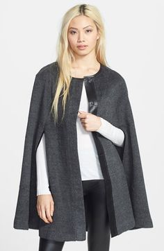 Echo 'Cameron' Cape available at #Nordstrom