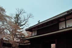 弘前城追手門(The main gate of Hirosaki Castle this castle is symbol of the city)