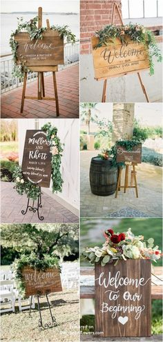 Rustic greenery wedding signs Related posts: Personalized Wedding Welcome Sign, Wooden Wedding Signs, Rustic Wedding. Star Wedding, Wedding Stage, Wedding Themes, Wedding Decorations, Wedding Ideas, Wedding Photos, Wedding Designs, Wedding Favors, Blue Wedding