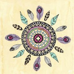 Bohemian Dreams, possibly tattoo design!?
