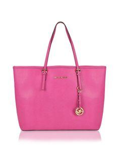Hello pink!! LOve Michael Kors.