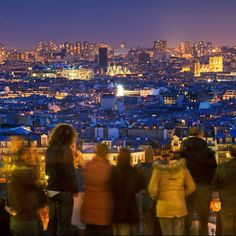 Enjoy a walk through Montmartre, the famous hill in Paris's 18th arrondissement. Many reputable artists lived and worked in Montmartre during the years 1870-1914, and the quarter's charm stays true to the Belle Époque era in France.