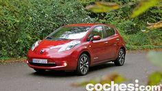 Nissan Leaf 30 kWh, a prueba