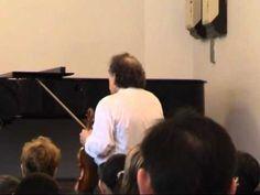 ▶ The masterclass of Zakhar Bron with Andrew Sorokin - YouTube
