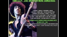 THIN LIZZY...LIVE AND EVEN MORE DANGEROUS