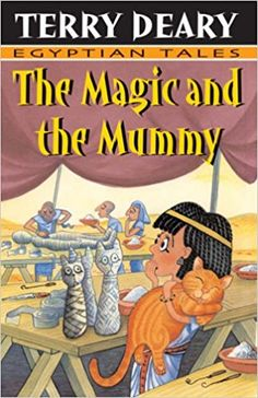 The Magic and the Mummy (Egyptian Tales) Thing 1, Chapter Books, Ancient Egypt, Reading Lists, Lions, Egyptian, Magic, Activities, History