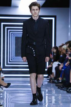 Versus Versace Spring Summer 2016 Primavera Verano- London Fashion Week - #Menswear #Trends #Tendencias #Moda Hombre - MFT