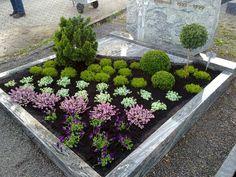 Grabbepflanzung   Blumen Bindekunst Sieg :: Bruchsal