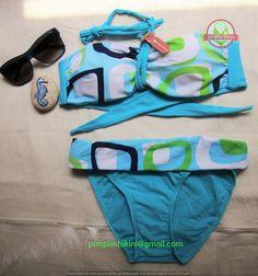 Size: S Bust size: 32-36 No. Produk: 30101510003 Basic color: Biru muda  Model: Bikini - two piece Fabric: Nylon - Polyester  Price: Rp. 110.000,- -------------------------------------- Contact: (e): pimpimbikini@gmail.com (p): +628176611176 / +628121057360