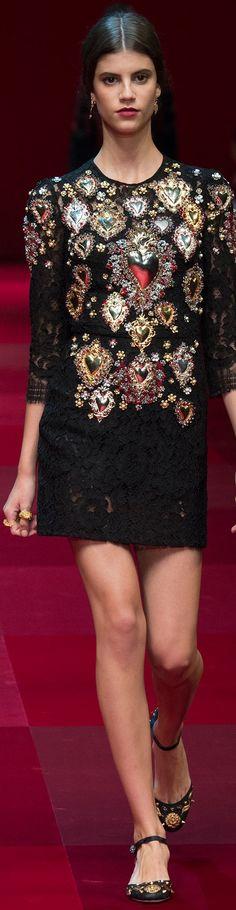 Dolce & Gabbana 2015