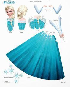 disney themed coloring pages - Frozen Elsa Papercraft Wallpaper Elsa Frozen, Disney Frozen Party, Frozen Free, Disney Frozen Olaf, Frozen Birthday Party, Frozen 2013, Frozen 3d, Elsa Birthday, Turtle Birthday