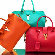 Color, color, and more color! Step into a bright new way to take on Spring