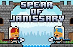 Spear of Janissary - Freelance HTML5 Game