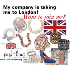 """""""London"""" by parklanejewelry on Polyvore"""