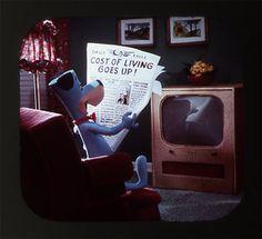 Hanna-Barbera Viewmaster slides