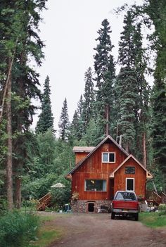 That moment your heart skips a beat each time you pull into the cabin driveway, just knowing what wonders are to come.