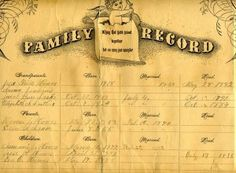 Bible Records Database - DAR  The DAR – Daughters of the American Revolution –…