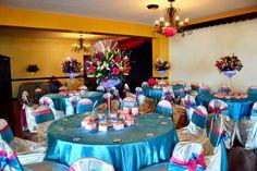Salón La Princesa. Fiesta de quince años