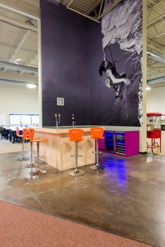 Inside PERQ's Collaborative and Energetic Offices - Office Snapshots