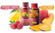 New products announced at #MelaleucaLaunch2015 - New Energy Kick and B-Fuel flavors