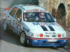 Ford Sierra, Ford Rs, Car Ford, Race Car Track, Race Cars, Monte Carlo, Rallye Wrc, Ford Motorsport, Cars