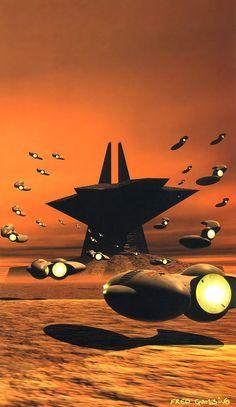 fred gambino - alien citadel