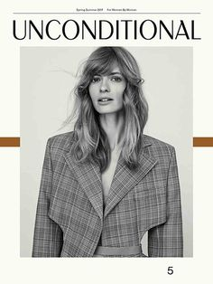 UNCONDITIONAL MAGAZINE | ISSUE 5 - Cover 2 | The UNDONE by UNCONDITIONAL MAGAZINE