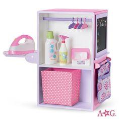Bitty Washer & Dryer Set for Girls