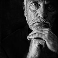 TERENCE STAMP: The actor at my home in Ojai, California, during a casual photoshoot in my living room. Ojai, CA. (Photo and caption by Betina La Plante/People/National Geographic Photo Contest