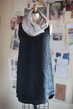 wiksten linen dress