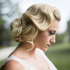 Frisur-Ideen für Hochzeiten im Herbst und Winter