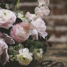 Idée n°3 pour un beau bouquet : des camaïeux de couleurs