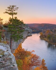 Little Hawksbill Crag, White River, AR - Home Images | Fine Art Photography by Ed Cooley