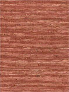 wallpaperstogo.com WTG-002101 Astek Grass & Strings Wallpaper