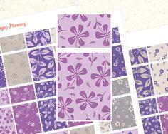 September Printable planner stickers September planner stickers Half Box planner…