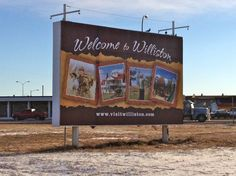 Welcome to Williston North Dakota
