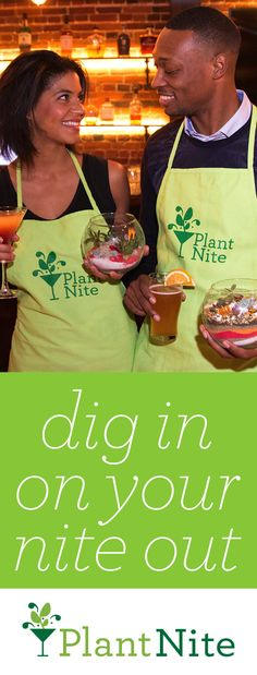 Looking for a more interesting way to spend your night out? Gather your gals and head to Plant Nite, where you can drink, socialize, and let your inner gardener run wild.  https://www.plantnite.com/?utm_source=SF_Pint_US&utm_medium=1.4P