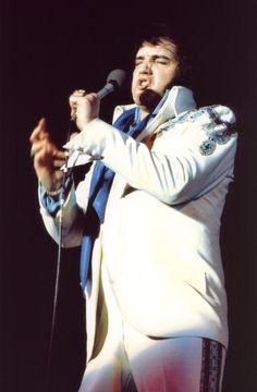 April 25, 1976 Jacksonville - Elvis in Concert