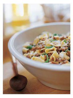 Pasta Recipes on Pinterest | The Nest, Spaghetti Bolognese and Pasta