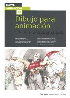 Dibujo para animación [Paul Wells]