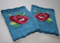 Cherry Heart: Blog: Cathy Rose Mitts
